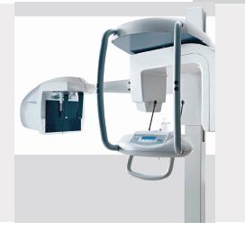 柯达8000C数字化全景及头颅放射成像系统